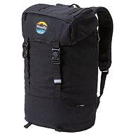 Meatfly Pioneer 4 Backpack Black - Městský batoh