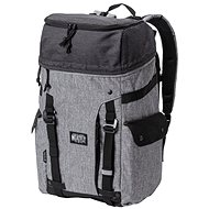 Meatfly Scintilla 2 Backpack Ht. Charcoal/Ht. Grey/Black