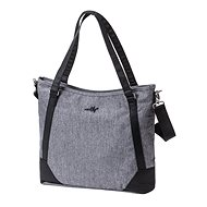 Meatfly Insanity 4 Ladies Bag Grey - Kabelka