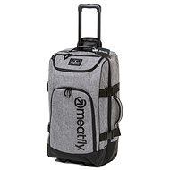 Meatfly Contin 3 Trolley Bag, Light Grey - Cestovní kufr