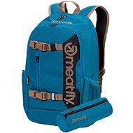 Meatfly Basejumper 6 Backpack, Heather Petrol - Batoh