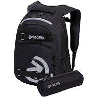 Meatfly Exile 5 Backpack, Black - Batoh