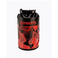 Meatfly Dry bag 10 l, Black
