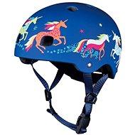 Micro LED Unicorn vel. S (48-53 cm) - Helma na kolo