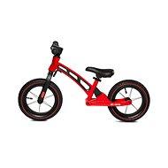 MICRO Balance Bike Deluxe Red - Sportovní odrážedlo