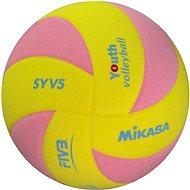 Mikasa SYV5 Pink - Volejbalový míč