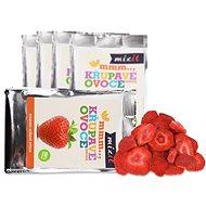Mixit Crunchy Fruit Pocket - Strawberry (5pcs) - Freeze-Dried Fruit