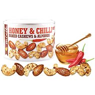 Mixit Oříšky z pece - med a chilli - Ořechy