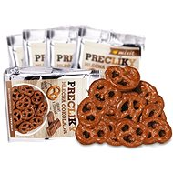 Mixit Preclíky do kapsy - Mléčná čokoláda - Ořechy