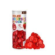Lyofilizované ovoce Mixit Velá křupavá jahoda - Lyofilizované ovoce