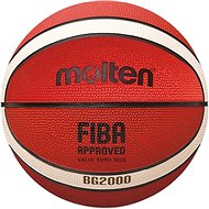 Molten B6G2000 vel. 6 - Basketbalový míč