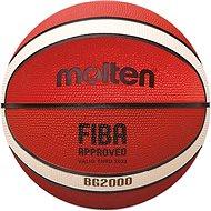 Molten B5G2000 vel. 5 - Basketbalový míč