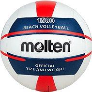 Molten V5B1500-WN vel. 5 - Beachvolejbalový míč