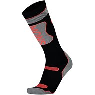 Mons Royale Pro Lite Tech Sock Black / Neon