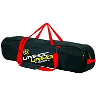Unihoc Toolbag Crimson Line black (20 sticks) - Florbalový vak