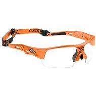 Zone-Eye Matrix neon orange kids - Florbalové brýle
