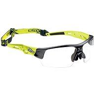 Zone-Eye Matrix neon yellow/black kids - Florbalové brýle
