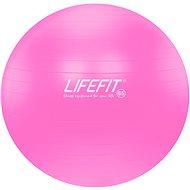 LifeFit Anti-Burst 65 cm, růžový - Gymnastický míč