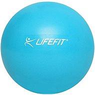 LifeFit OverBall 25cm, světle modrý - Gymnastický míč
