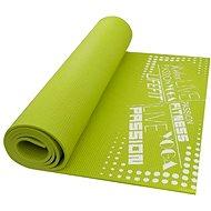 Lifefit Slimfit Plus gymnastická světle zelená - Podložka na cvičení