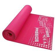 Lifefit Slimfit Plus gymnastická světle růžová - Podložka na cvičení