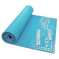 Lifefit Slimfit Plus gymnastická světle tyrkysová - Podložka na cvičení