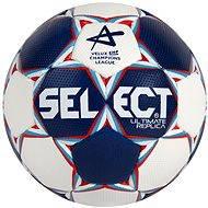 Select HB Champions League Men modro červený, vel. 3 - Házenkářský míč