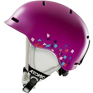 Atomic Mentor JR Pink vel. XS - Dětská lyžařská helma