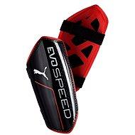 Puma EvoSpeed 5.5 Puma Black-Red Bl M - Fotbalové chrániče