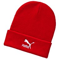 Puma LS core knit Barbados Cherry Kids - Čepice