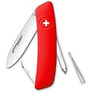Swiza švýcarský kapesní nůž D02 red - Nůž