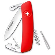 Swiza swiss pocket knife D03 red - Knife