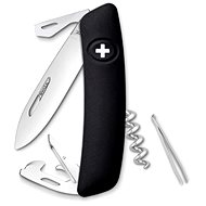 Swiza švýcarský kapesní nůž D03 black - Nůž