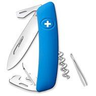 Swiza švýcarský kapesní nůž D03 blue - Nůž