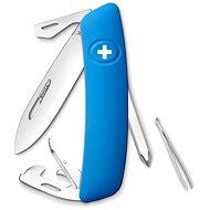 Swiza švýcarský kapesní nůž D04 blue - Nůž