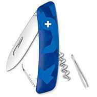 Swiza švýcarský kapesní nůž C01 Livor blue - Nůž