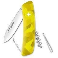 Swiza švýcarský kapesní nůž C01 Velor moss green - Nůž