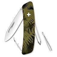 Swiza švýcarský kapesní nůž C02 Silva khaki - Nůž