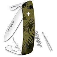 Swiza švýcarský kapesní nůž C03 Silva khaki - Nůž