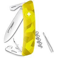 Swiza švýcarský kapesní nůž C03 Velor moss green - Nůž