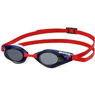 Swans Plavecké brýle SR-71N Dark Smoke Red - Brýle