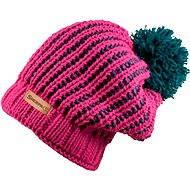 Sherpa Chanelka New pink - Zimní čepice