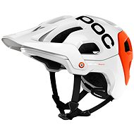 POC Tectal Race Hydrogen White/Iron Orange XS-S - Helma na kolo