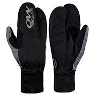 OW Tobuk Lobster Glove Black/Grey vel. 12 - Rukavice