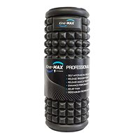 Kine-Max Professional Massage Foam Roller - Massage Roller Black - Massage Roller