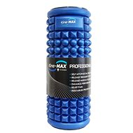 Kine-Max Professional Massage Foam Roller - Massage Roller - Blue - Massage Roller
