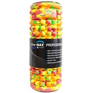 Kine-Max Professional Massage Foam Roller - Massage Roller - Candy - Massage Roller