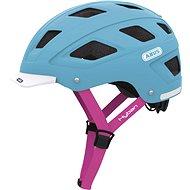 Abus Hyban brilliant turquoise size M - Bike helmet