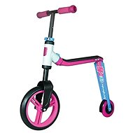 Scoot and Ride Highwaybuddy růžovo-modrá - Odrážedlo