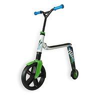 Scoot and Ride Highwaygangster zeleno-modrá - Dětské odrážedlo